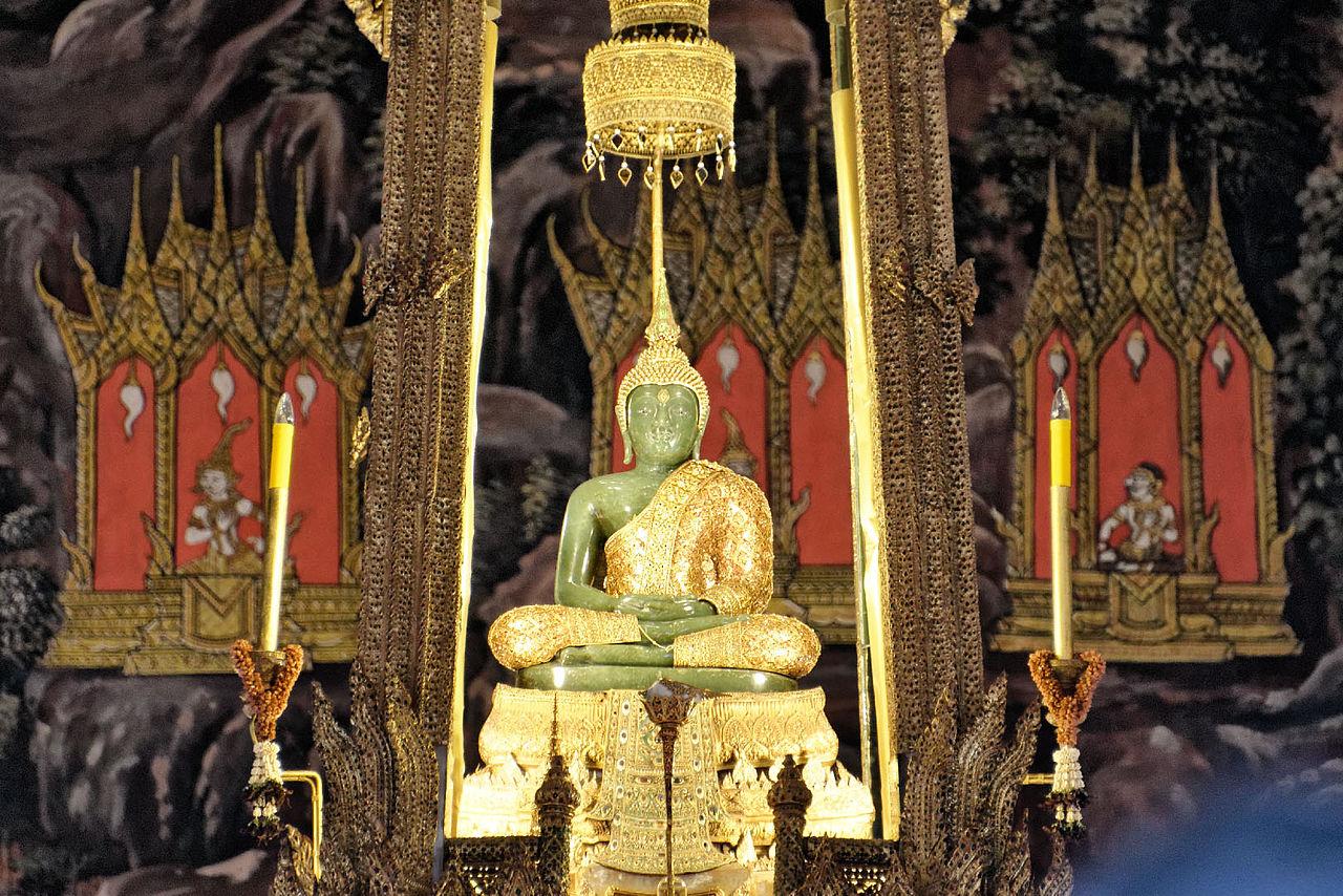 Szmaragdowy Budda