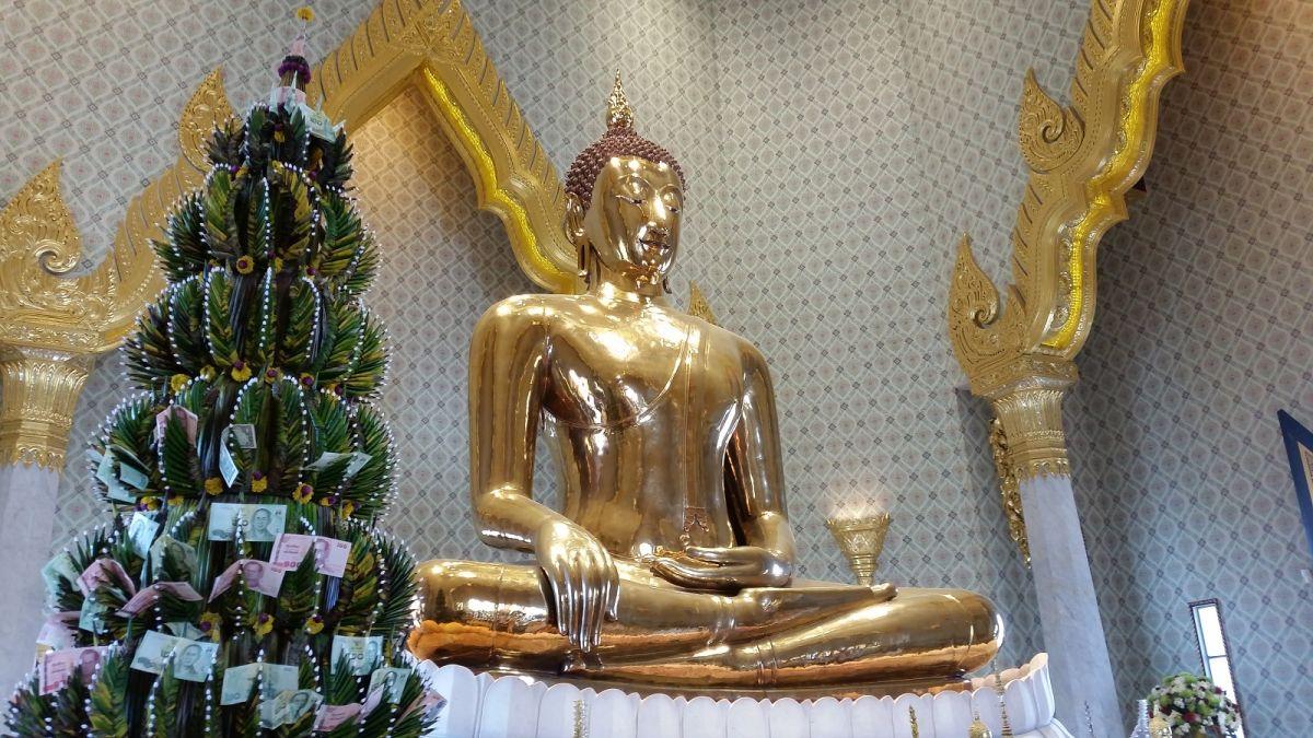 Świątynia Złotego Buddy